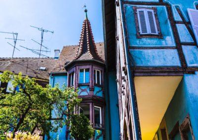 Colmar Maison Bleue- Alsace