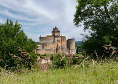 Dordogne castle
