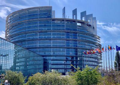 European Parliament- Strasbourg Alsace