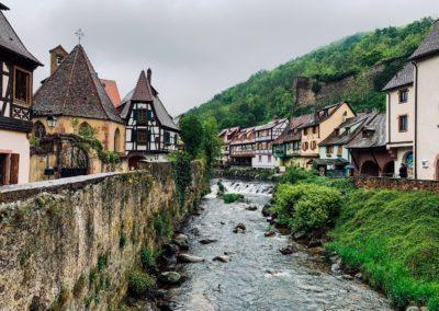 Kaysersberg - River Alsace