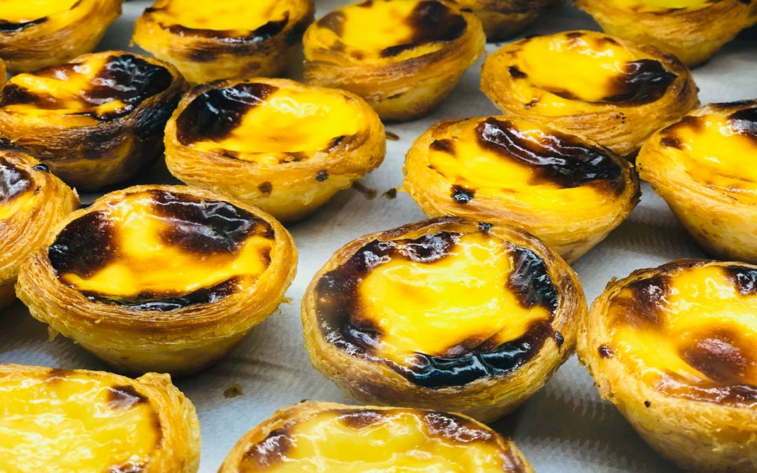 Portugal's Sweetest – Pastel de Nata