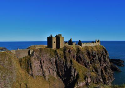 Scottish ruins