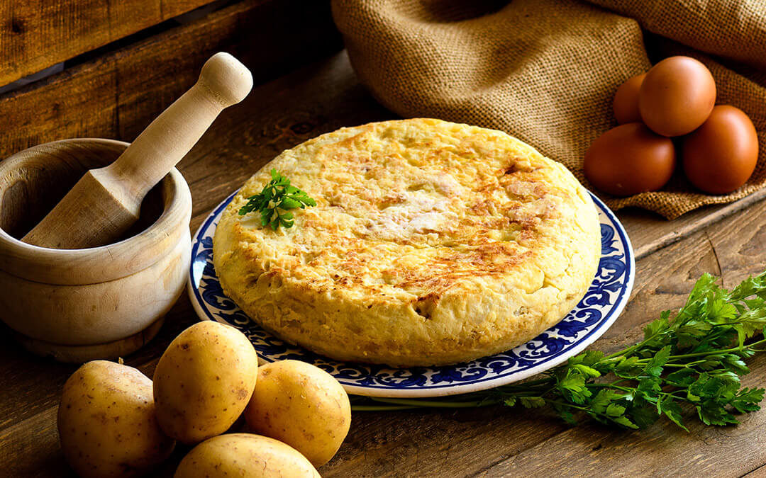 Delights of Spain: The Spanish Omelette