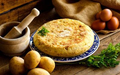 Delights of Spain: The Spanish Omelette